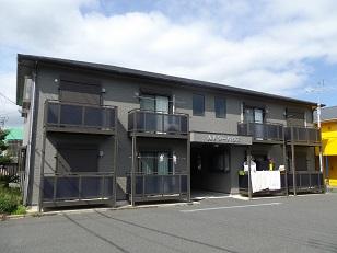 千葉県館山市沼 AIシーハイツ 築浅2K/コンビニ、コインランドリー近隣で生活便利